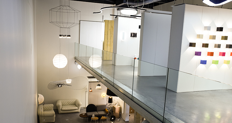 Le showroom de luminaires de Reims #0