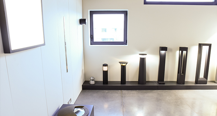 Le showroom de luminaires de Reims #2