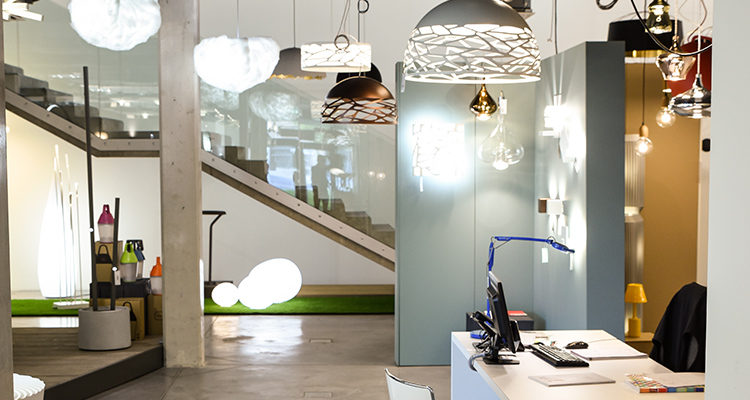 Le showroom de luminaires de Reims #4