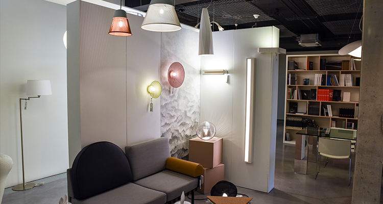 Le showroom de luminaires de Reims #6