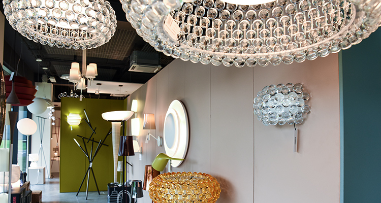 Le showroom de luminaires de Reims #7